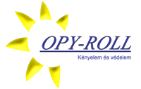 Opy-roll típusú távirányítók
